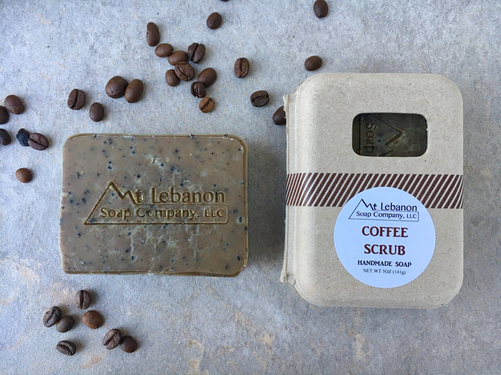 Coffee Scrub - Kitchen Soap