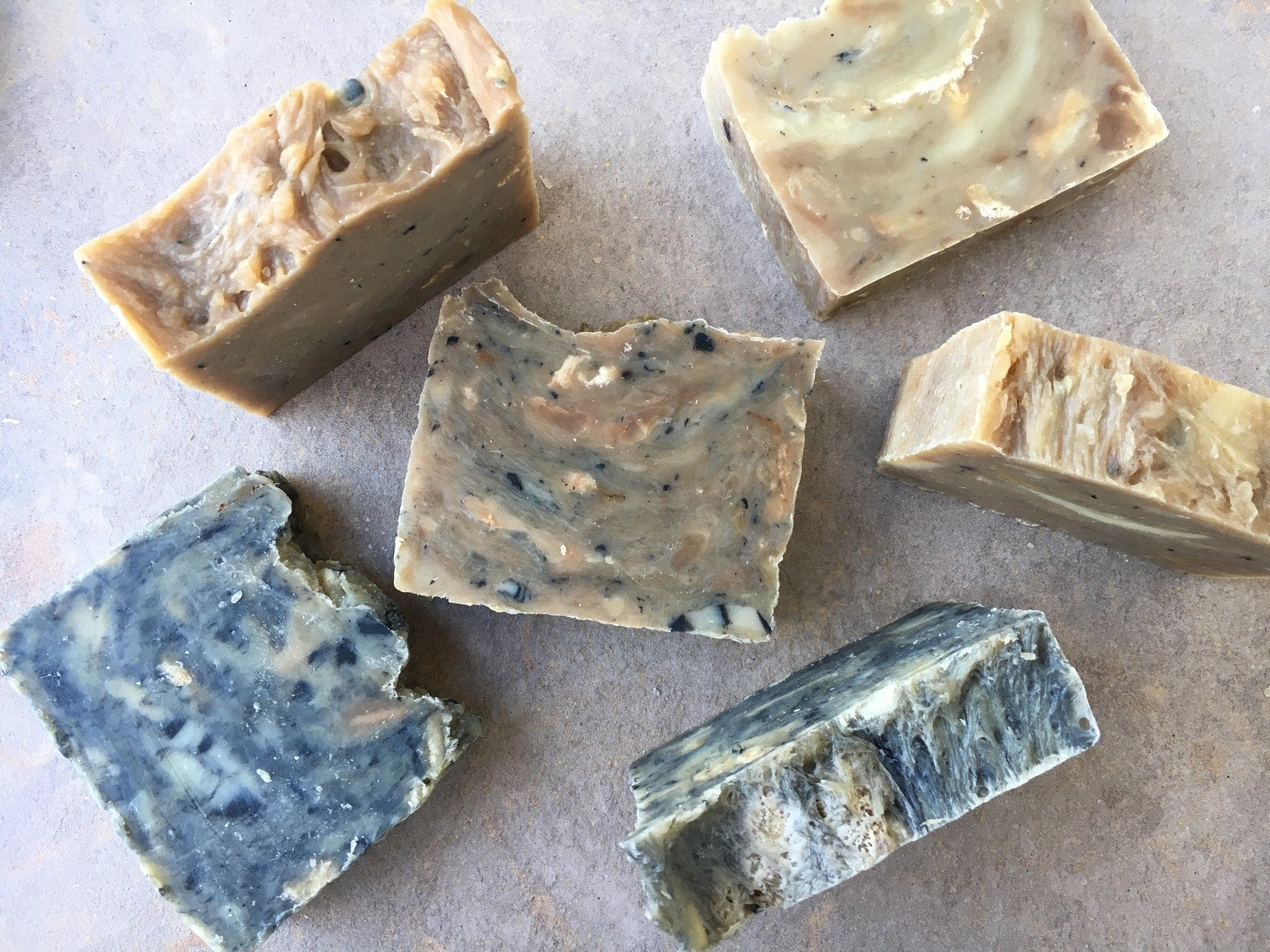 Bits and Pieces Handmade Soap