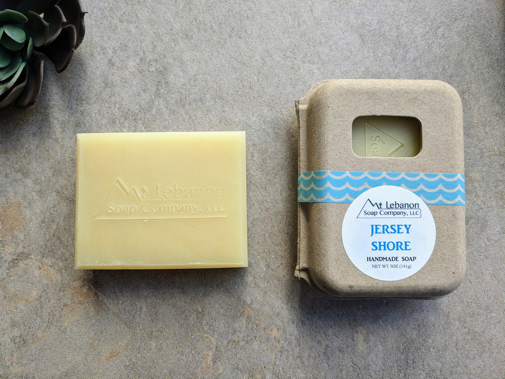 Jersey Shore Soap - New Jersey Gift