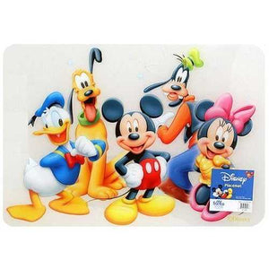 Mickey Mouse & Friends Transparent Placemat [2 Pack] - shop54675