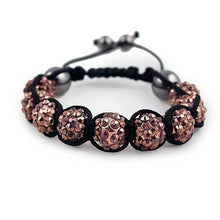 Load image into Gallery viewer, Shamballa Bracelet [Bronze] - shop54675