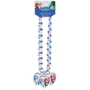 Disney Frozen 3 Bead Necklaces - shop54675