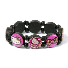 Load image into Gallery viewer, Hello Kitty Leopard Print Bracelet - shop54675