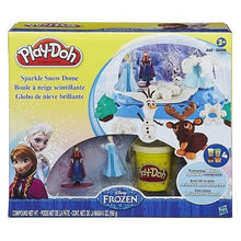 Load image into Gallery viewer, Disney Frozen Play-Doh Sparkle Snow Dome - shop54675