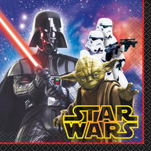 Load image into Gallery viewer, Star Wars Beverage Napkins [16 Per Pack] - shop54675