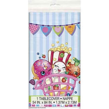 Load image into Gallery viewer, Shopkins Plastic Table Cover - shop54675