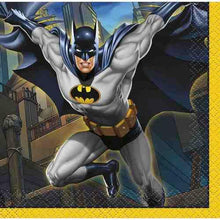 Load image into Gallery viewer, Batman Beverage Napkins [16 Per Pack] - shop54675