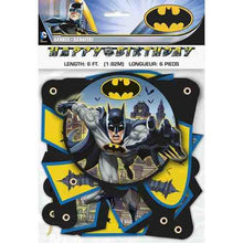 Load image into Gallery viewer, Batman Large Jointed Banner - shop54675