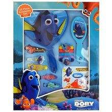 Load image into Gallery viewer, Disney Pixar Finding Dory 25-Piece Hair Accessory Set - shop54675