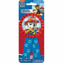 Load image into Gallery viewer, Paw Patrol Confetti Pouch Award Ribbon - shop54675