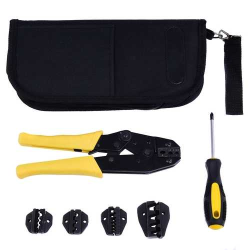 Pliers 0.5-35 mm2 Crimping Tool Kit - shop54675