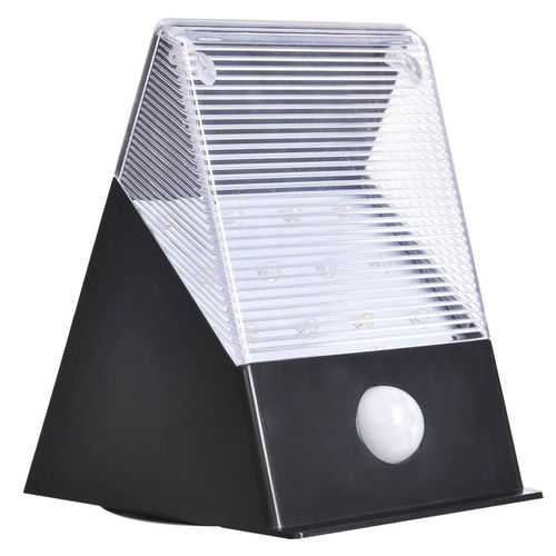 12 LED Solar Power Motion Sensor Spot Flood Light - shop54675