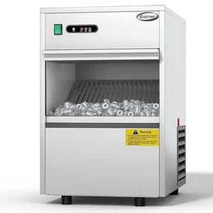 Automatic Ice Maker w/ 58lbs/24h Productivity - shop54675