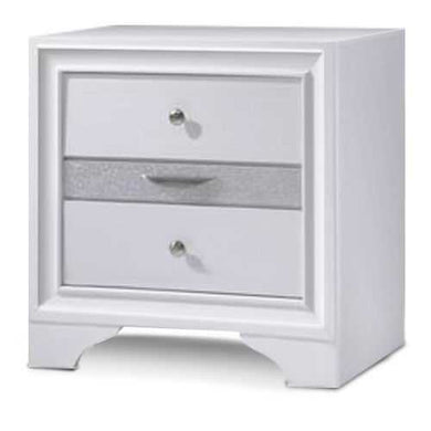 3 Drawers Decor End Side Table Nightstand - shop54675