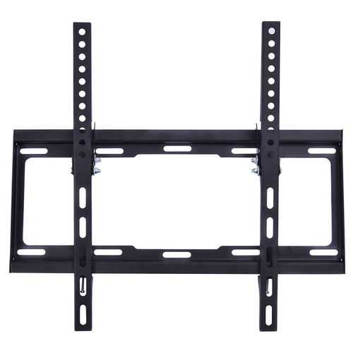 LCD LED Plasma Flat Tilt TV Wall Mount Bracket 26 27 32 37 40 42 46 47 50 55