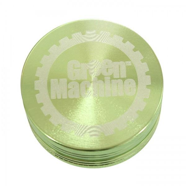 Green Machine 40mm 2 Partes Grinder - mylegalize
