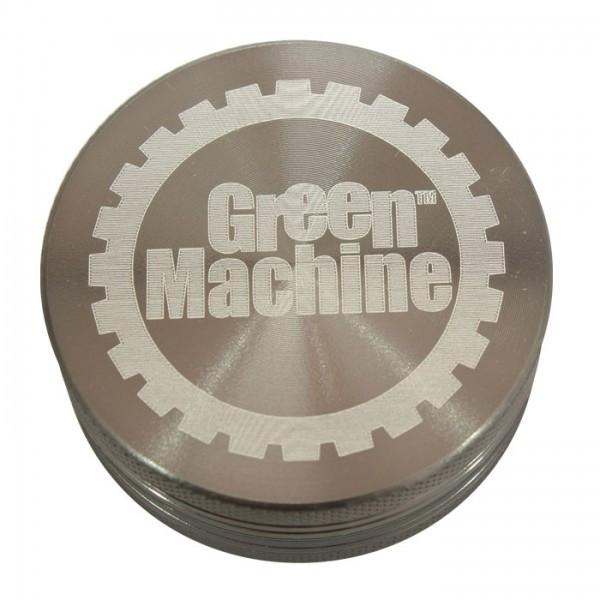 Green Machine 50mm 2 Partes Grinder - mylegalize