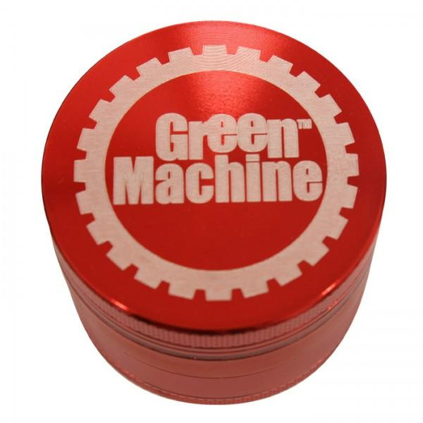 Green Machine 50mm 4 Partes Grinder - mylegalize
