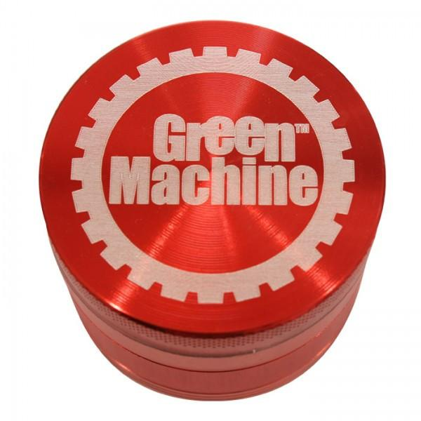 Green Machine 55mm 4 Partes Grinder - mylegalize