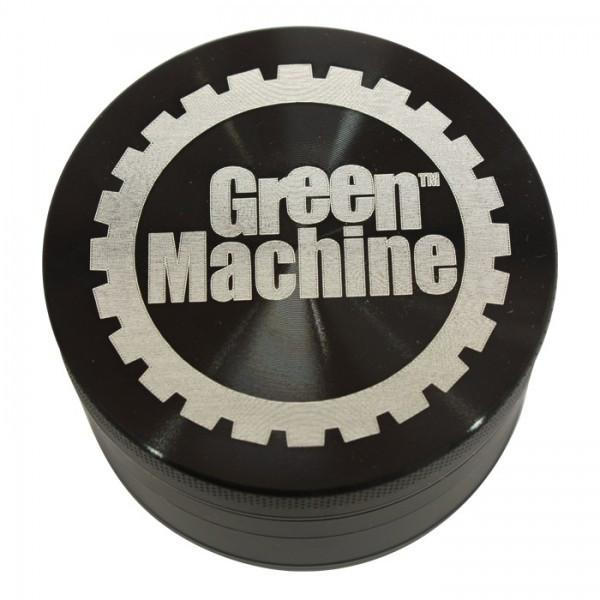 Green Machine 62mm 4 Partes Grinder - mylegalize