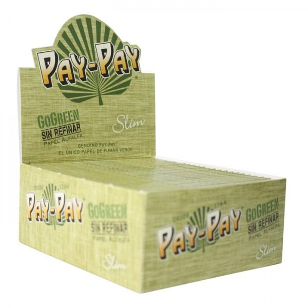Papel Verde Pay Pay King