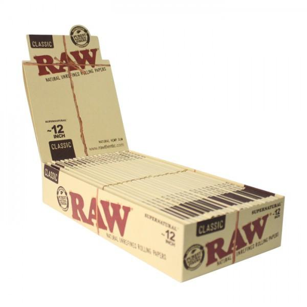 Papel Raw Supernatural Huge - 30.5 cm - mylegalize