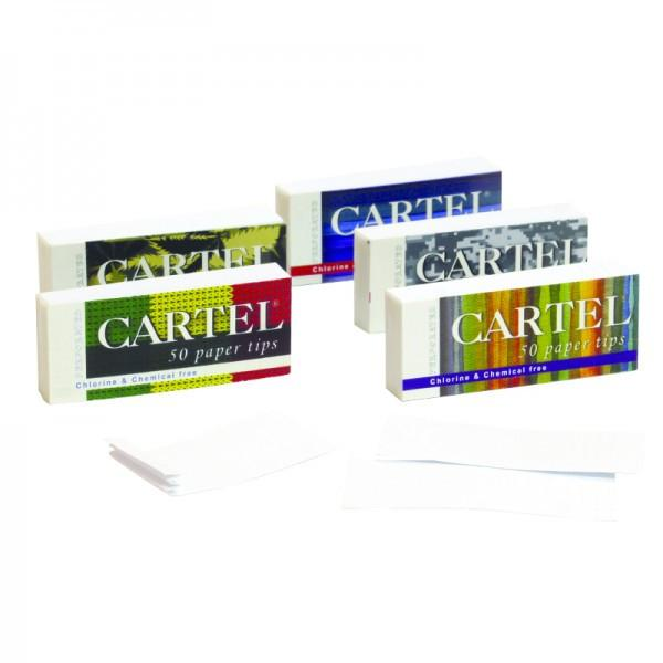 Filtro CARTEL Tips - 60 x 25 mm - mylegalize