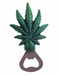 Abridor de botellas Green Leaf Bottle Opener - mylegalize