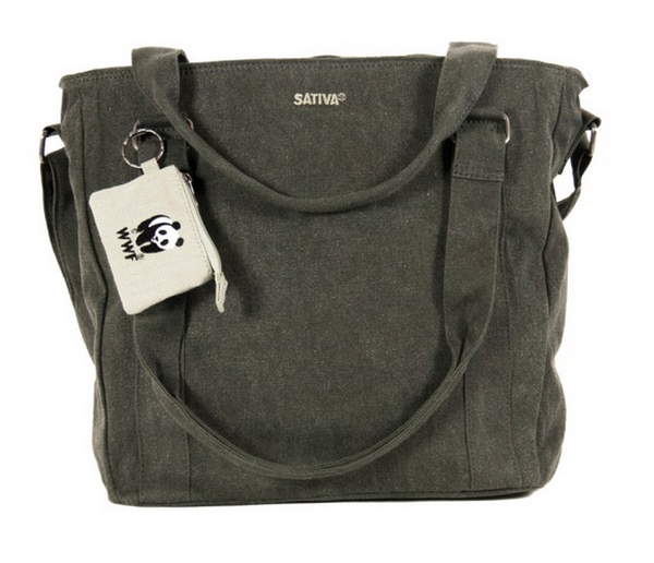 Bolso Hemp Carrying Bag With Shoulder Strap - mylegalize