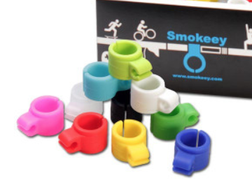 Smokey Cigarette Holder silicona Ring Anillo - mylegalize