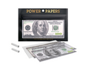Papel Dollar Rolling Papers with Filter Tips - mylegalize