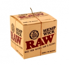 Raw Hemp Wick Ball 76m - mylegalize