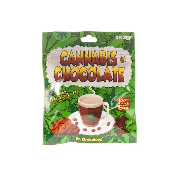 Cannabis Instant Chocolate - mylegalize