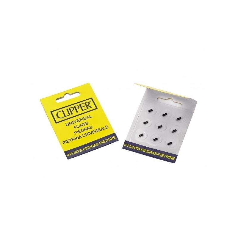 Piedras CLIPPER pack de 9 - mylegalize