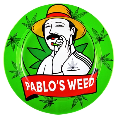 Cenicero Pablo´s weed