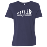 Sailing Evolution Women's T-Shirt
