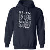 At The Lake Every Hour Is Happy Hour Unisex Hoodie