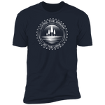 Living The Dream At The Lake Men's T-Shirt