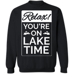 Relax You're on Lake Time