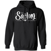 I Like Sailing and Maybe Like 3 People Men's Hoodie