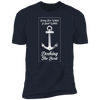 Docking the Boat Men's T-Shirt