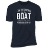I'm the Captain of This Boat Men's T-Shirt