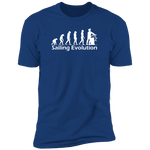 Sailing Evolution Men's T-Shirt