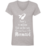 Mermaid Ladies' V-Neck