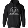 My First Mate Has 4 Paws Men's Hoodie