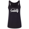 I'd Rather Be Sailing Women's Tank Top
