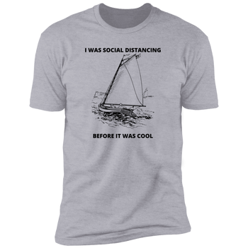 Social Distancing Men's T-Shirt