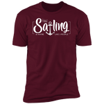 I Like Sailing and Maybe Like 3 People Men's T-Shirt