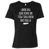 If You Can Read This, Pull Me Back Into the Boat Women's T-Shirt