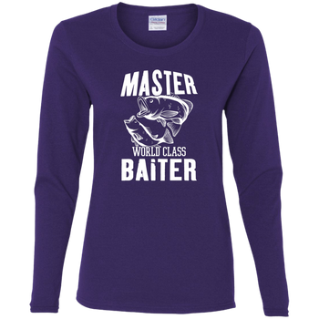 World Class Master Baiter Women's Long Sleeve